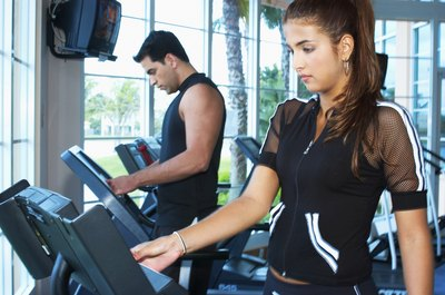 Choosing an appropriate treadmill incline depends on your fitness goals.