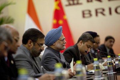 BRIC economies are becoming powerhouses.