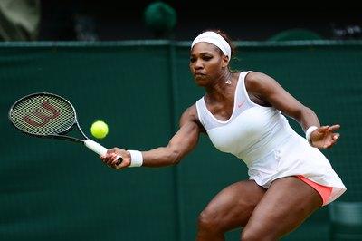Serena Williams reportedly suffers from severe menstrual migraines.