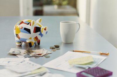 Regularly making small deposits into a savings account is a good way to accumulate money.