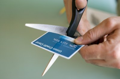 Canceled credit card debt could count as taxable income.