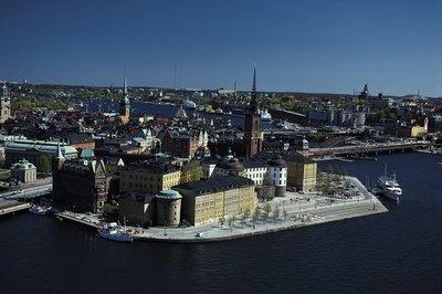Scandinavia provides investors some shelter from euro-zone turmoil.