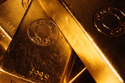 Pure gold bars may provide a hedge against inflation.