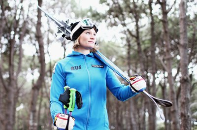 Ski clothing has to manage perspiration, which can cause extreme cold once a skier stops moving.