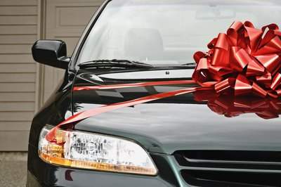 Does Giving a Car as a Gift Affect Taxes?