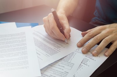 Your mortgage lender will ask you to sign a mortgage agreement at closing.