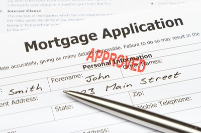 How to Get a Mortgage Put in My Name That I Have Been Paying for Years