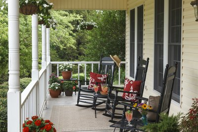 Do I Need a Building Permit for a Porch if I Do the Work Myself?