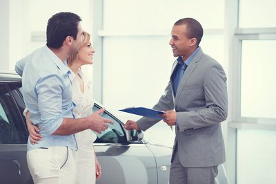 Do You Pay Sales Taxes on a New Car Minus the Trade In?