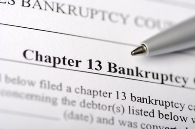 Can I Legally Borrow From a 401(k) While Under Chapter 13?