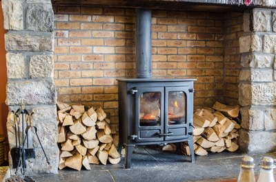 Installing a wood stove is significantly more complex than installing an electric or gas appliance.