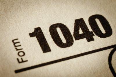 1040 Line 32 Instructions