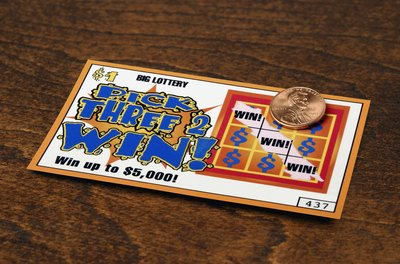 How Much Tax Taken From Scratch Ticket?