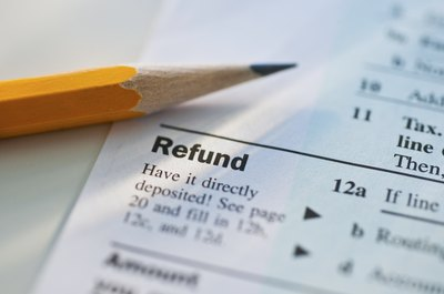 How to Estimate How Much I Will Get Back in Taxes