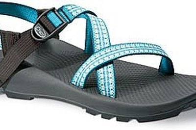 As part of its recycle program, Chaco cleans up used shoes and donates them to charitable organizations.