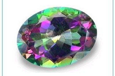 The Healing Properties of Mystic Fire Topaz
