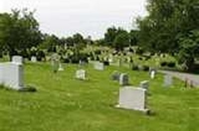 Cemetery and Burial Sites