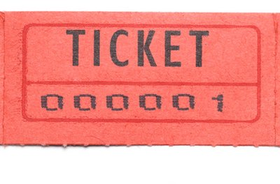 Use tickets to pay for games and entertainment.