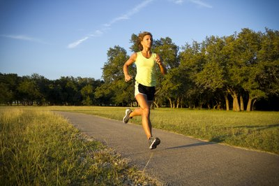Poor running form can lead to bone pain and muscle strain.
