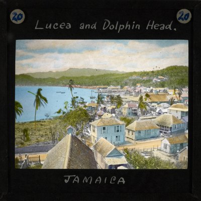 Lucea and Dolphin Head, early 20th century