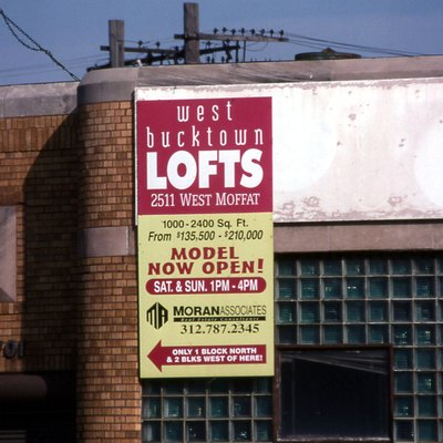 Sign In 1999 Describing Lofts Apartments For Sale In West Bucktown