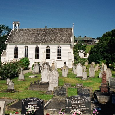 New Zealand's oldest church,