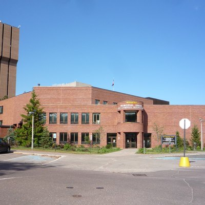 Memorial Union, Michigan Technological University, Houghton, Michigan, USA.
