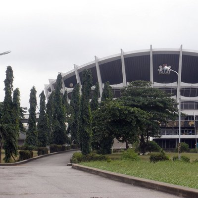 National Arts Theatre, Lagos, Nigeria