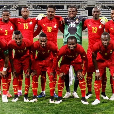 Black Stars; Ghana national football team.