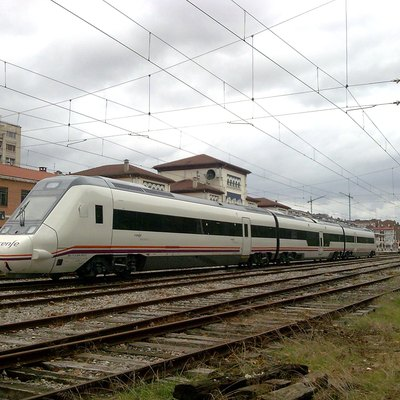 First Unit of Renfe 599 Class