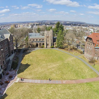 The Hill School Quad, Pottstown, Pennsylvania, USA