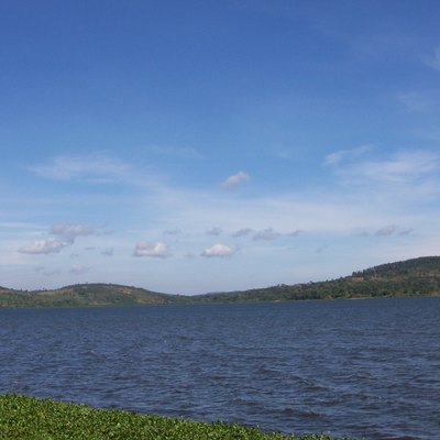 This is a picture of Lake Victoria as it appears from the shores of the Speke Resort in Munyonyo, Kampala, Uganda. It was taken by Michael Shade in the fall of 2006. Use it for whatever.