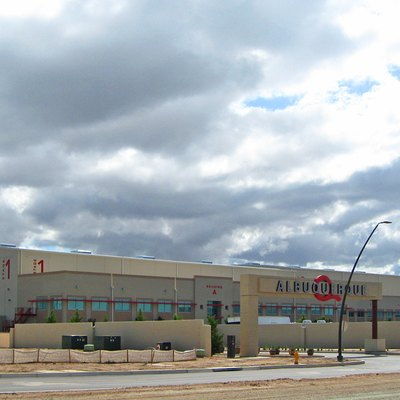 Albuquerque Studios, a movie studio located at 5650 University Boulevard SE in Albuquerque, New Mexico.