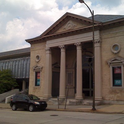 The Allentown Art Museum in Allentown, Pennsylvania