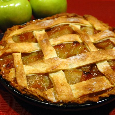Apple Pie Has Been Consumed In England Since The Middle Ages