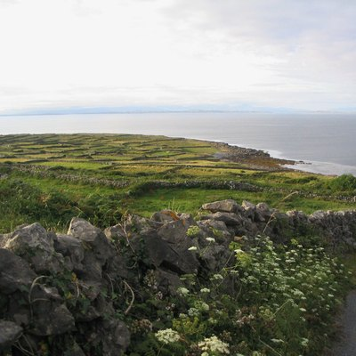 Picture of Inishmore, Aran Islands, Ireland, august 2006