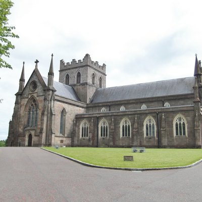 Photograph of St Patrick's Church of Ireland Cathedral, Armagh, Northern Ireland