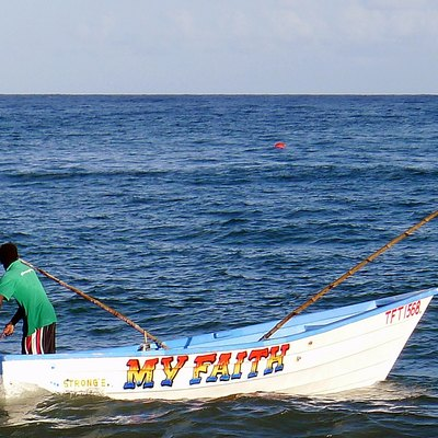 Artisanal Fishing - Tobago, West Indies
