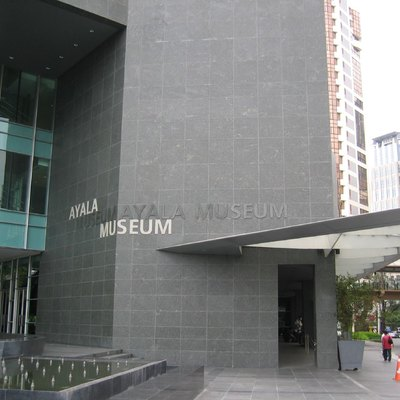 Ayala Museum Is An Art And History Museum Located At The Corner Of Makati Avenue And Dela Rosa Street In Makati City, Metro Manila, The Philippines.