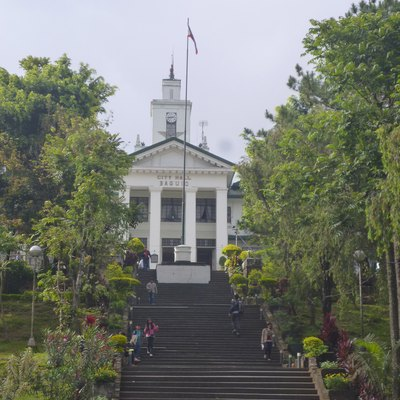 Baguio City Hall, Baguio, the Philippines