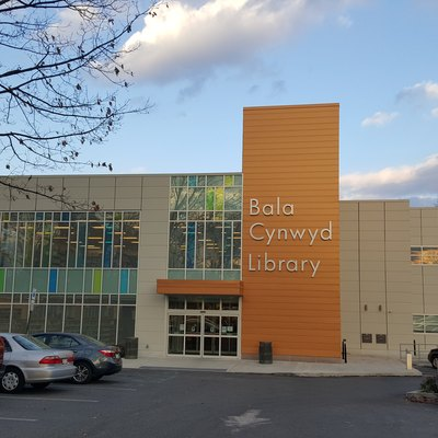 Bala Cynwyd Library of the Lower Merion Library System