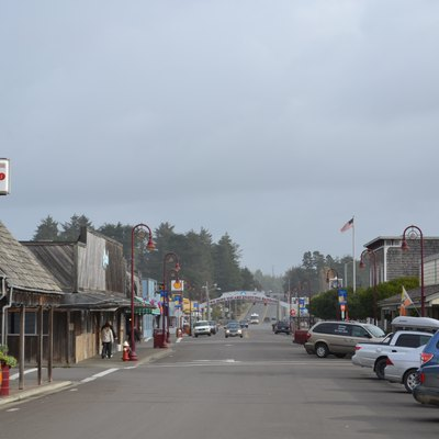 Bandon Historic District (Bandon, Oregon)