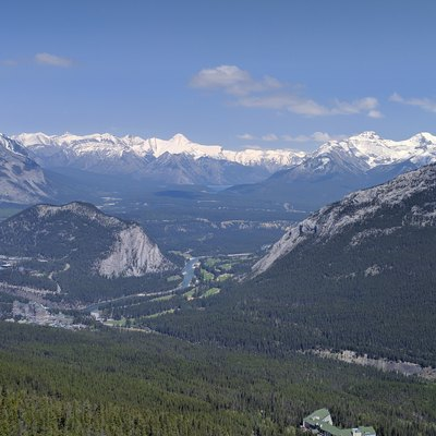 Banff national park 2016