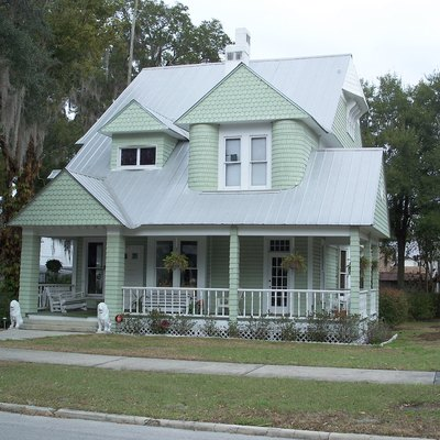 Bartow, Florida: South Bartow Residential District: Benjamin Franklin Holland House