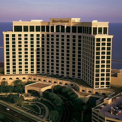 MGM Resorts International's Beau Rivage is located on the Mississippi Gulf Coast in Biloxi.