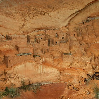 Betatakin Cliff Dwellings at Navajo National Monument in Arizona, United States