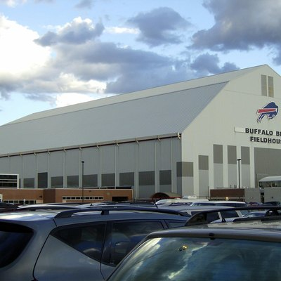 Ralph Wilson Field House, Orchard Park, New York