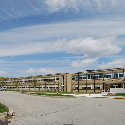 Bishop Connolly High School, Fall River, Massachusetts