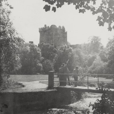 Blarney Castle, Summer 1954