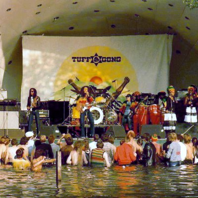 Bob Marley and The Wailers, The Summer of '80 Garden Party, Crystal Palace Concert Bowl.